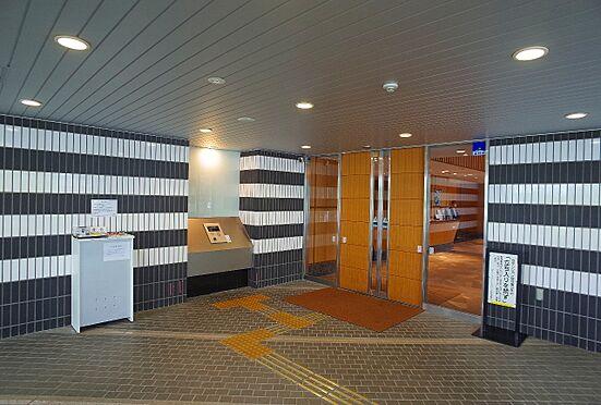 中古マンション-江東区東雲1丁目 オートロックシステムのエントランス