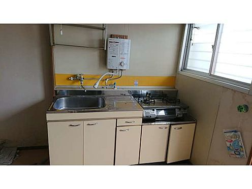 アパート-仙台市青葉区桜ケ丘7ー キッチン