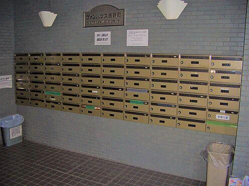 マンション(建物一部)-横浜市南区二葉町2丁目 郵便ボックスです。
