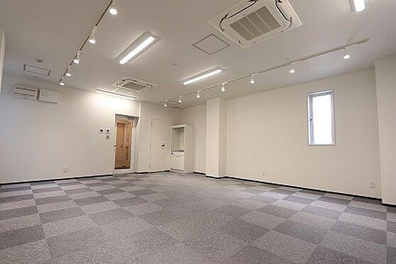 収益ビル-中央区築地3丁目 事務所室内