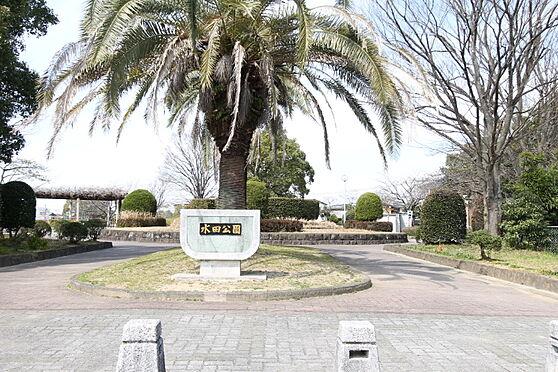 アパート-筑後市大字上北島 水田公園(840m)