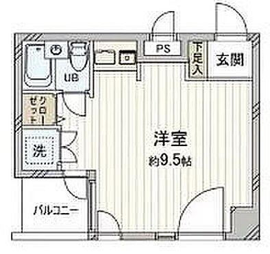 マンション(建物一部)-文京区本郷2丁目 間取り