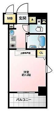 マンション(建物一部)-大阪市中央区南久宝寺町1丁目 収納をしっかり設けた単身者向け物件