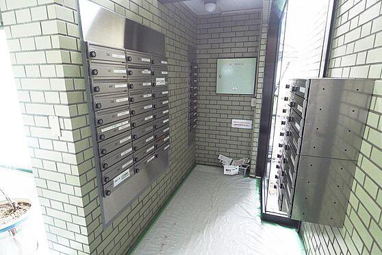 マンション(建物一部)-横浜市西区平沼1丁目 集合ポスト