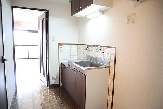マンション(建物全部)-鹿児島市易居町 キッチン