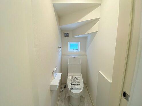 戸建賃貸-八王子市松木 トイレ