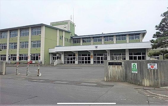 戸建賃貸-十和田市東二十一番町 十和田市立東中学校 約600m