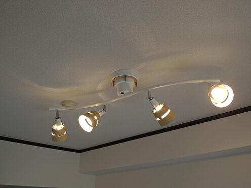 マンション(建物一部)-福岡市南区大橋2丁目 4灯スポット照明
