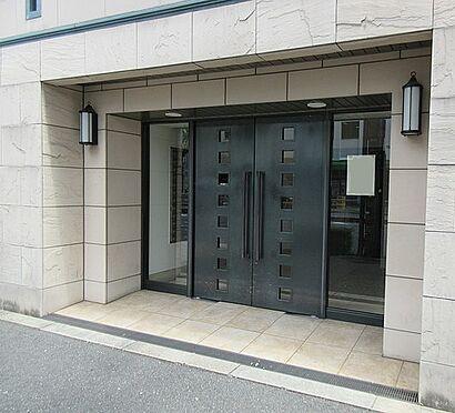 マンション(建物一部)-大阪市北区浮田1丁目 オシャレなエントランスです。