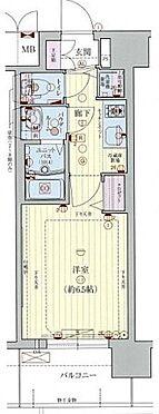 マンション(建物一部)-大阪市浪速区下寺3丁目 間取り