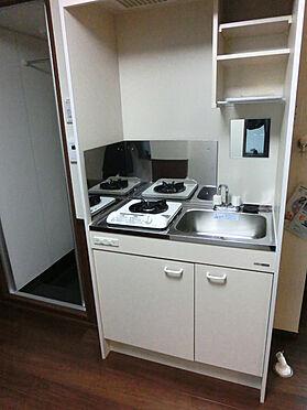 アパート-渋谷区西原3丁目 キッチン