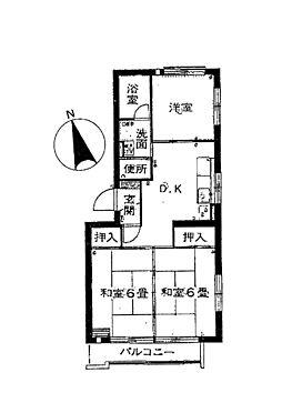 マンション(建物一部)-札幌市西区二十四軒三条2丁目 間取り