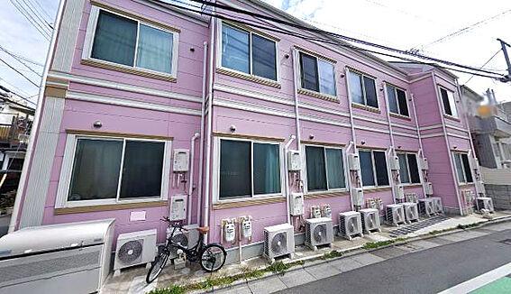 アパート-中野区鷺宮5丁目 外観