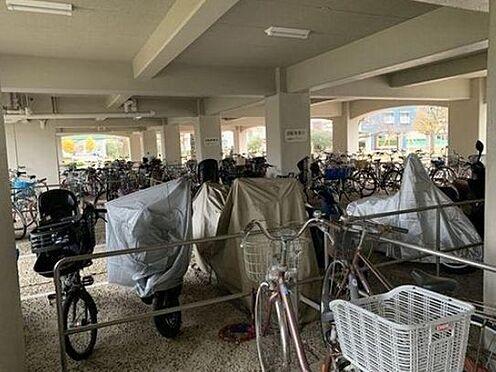 マンション(建物一部)-大阪市旭区太子橋3丁目 雨風で汚れない駐輪場