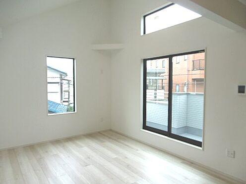 新築一戸建て-相模原市緑区橋本4丁目 2号棟のリビング