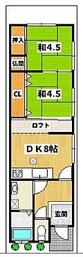 建物全部その他-京都市伏見区醍醐僧尊坊町 間取り