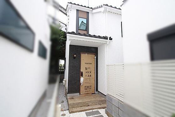新築一戸建て-調布市富士見町3丁目 外観