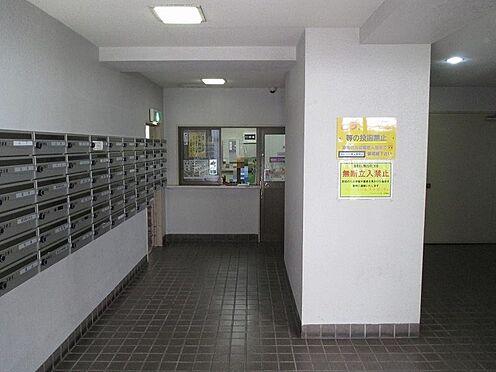 中古マンション-大阪市東成区大今里西2丁目 エントランス