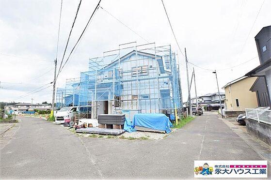 戸建賃貸-仙台市青葉区愛子東5丁目 外観
