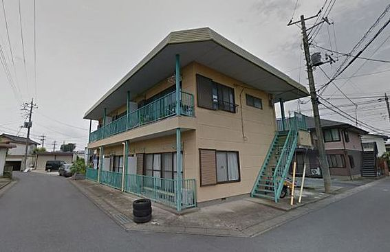 アパート-坂戸市鎌倉町 物件外観