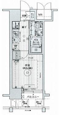 マンション(建物一部)-大阪市浪速区幸町3丁目 アメリカンセパレートの1K