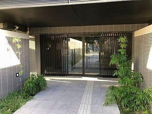 マンション(建物一部)-京都市南区西九条蔵王町 邸宅感のあるアプローチは必見