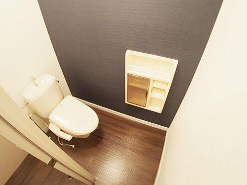 アパート-水戸市姫子1丁目 トイレ