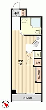 マンション(建物一部)-高松市北浜町 間取り