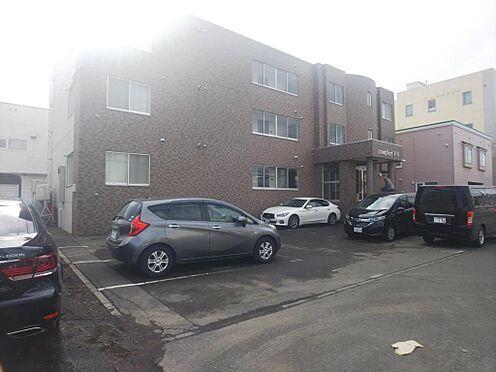 マンション(建物全部)-札幌市豊平区月寒東五条10丁目 外観