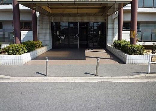 マンション(建物一部)-姫路市飾磨区加茂 陽当たりのいい玄関口