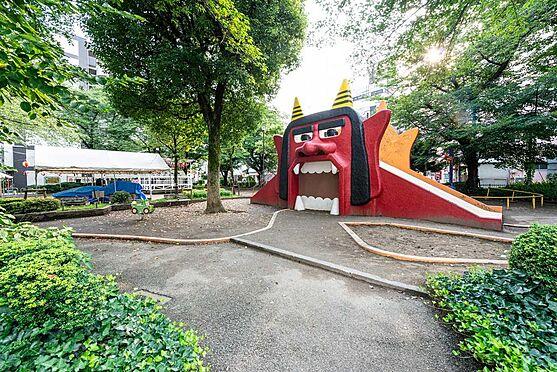 マンション(建物全部)-立川市錦町1丁目 錦第二公園(オニ公園)(300m)