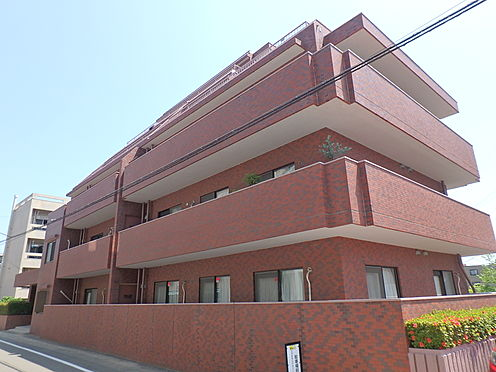 中古マンション-福岡市早良区高取1丁目 外壁タイル貼りのお洒落な外観