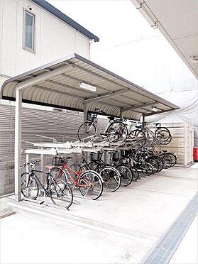 マンション(建物一部)-名古屋市熱田区花表町 共用部 駐輪場 H31.1月