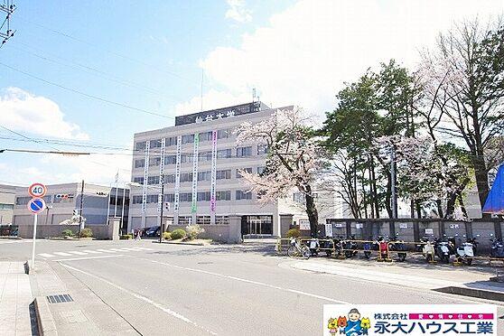 土地-柴田郡柴田町大字船岡字並松 仙台大学 約1000m