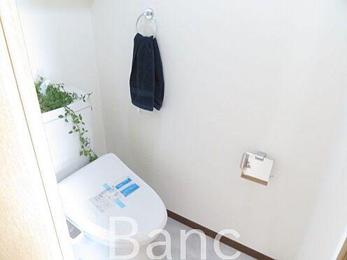区分マンション-横浜市保土ケ谷区東川島町 高機能トイレ。