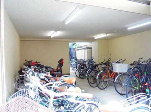 マンション(建物一部)-京都市上京区奈良物町 駐輪場あり