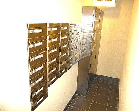 マンション(建物一部)-大阪市阿倍野区天王寺町南3丁目 便利な宅配ボックスも設置済み
