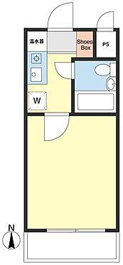 マンション(建物一部)-世田谷区下馬3丁目 2013年室内リフォーム履歴あり。最上階、南向きで眺望、日当り良好!月額賃料65000円(管理費込)