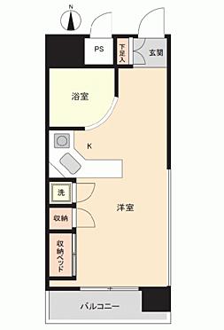 マンション(建物一部)-高松市松島町2丁目 間取り