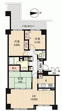 マンション(建物一部)-仙台市青葉区国見2丁目 間取り