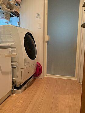 中古一戸建て-新宿区新宿7丁目 ドラム式洗濯機が設置可能な洗面所