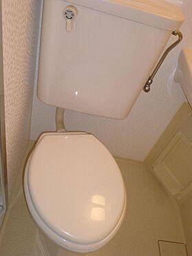 区分マンション-浜松市中区和地山1丁目 トイレ