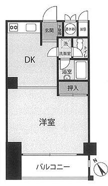 マンション(建物一部)-港区三田4丁目 間取り