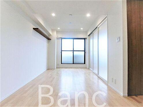 中古マンション-品川区中延4丁目 梁の無いリビングで家具の配置がしやすい間取りです