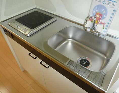 アパート-新宿区中井2丁目 キッチン