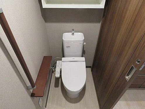 中古マンション-町田市三輪緑山1丁目 ウォシュレット付きトイレ