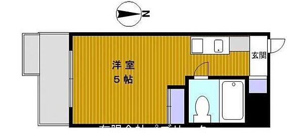 マンション(建物一部)-神戸市東灘区御影本町6丁目 間取り