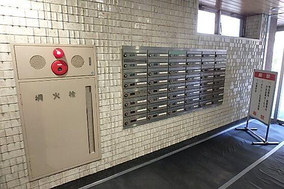 中古マンション-中央区銀座7丁目 集合ポスト