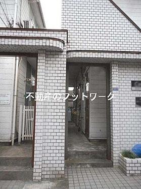 アパート-渋谷区本町3丁目 区画図