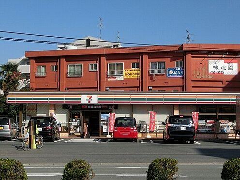 アパート-北九州市小倉北区神岳2丁目 セブンイレブン小倉神岳2丁目店(86m)